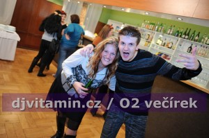 O2 večírek