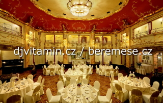 Mezinárodní Svatba Fialovi 2013 - Grand Hotel Bohemia Praha
