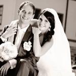 svatba Lnáře