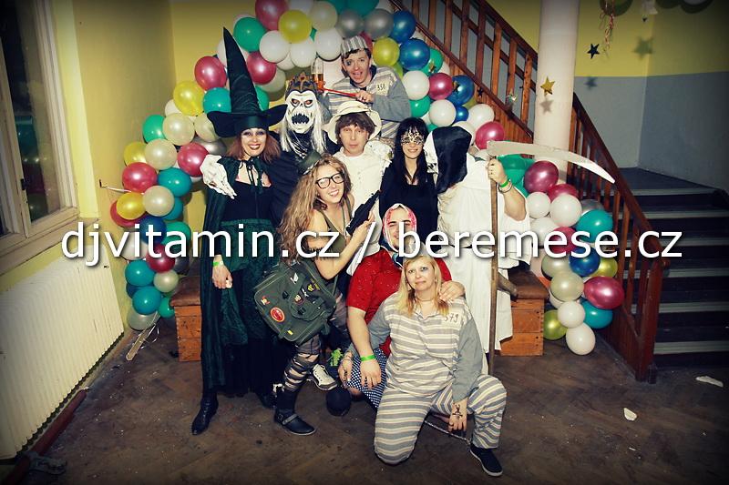 Hudba a DJ, Maškarní zábava ples, akce pro děti, dětský karneval Písek
