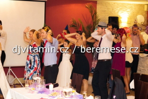 svatba chomutov, hudba na svatbu