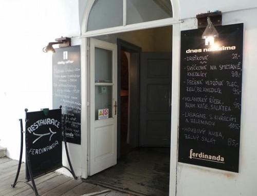 Restaurace Ferdinanda – Párty v duchu 50´s let – Oslava narozenin