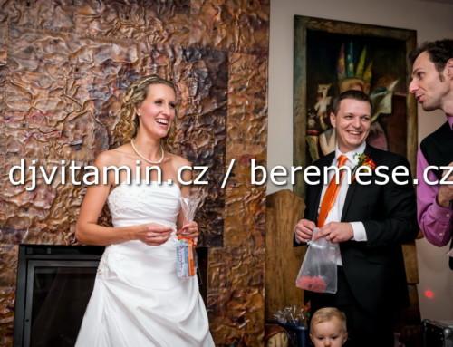 Svatba Zuzka a Jirka – Spálený Mlýn