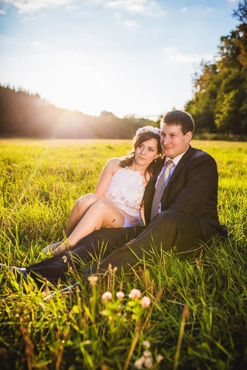 Svatba Zámek Lobeč