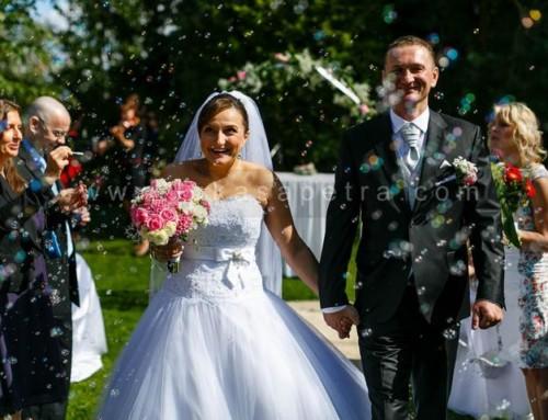 Svatba Monča a Ivo – Hotel Zámek Berchtold