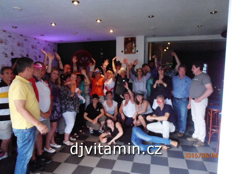 DJ, hudba na oslavu narozenin, České Budějovice