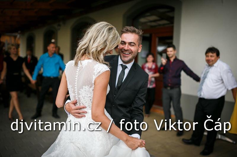 Svatba Lena a Luky - Holický dvůr, Olomouc