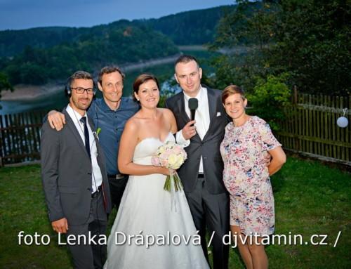Svatba Anet a Láďa, Penzion Fousek Štědronín 2017
