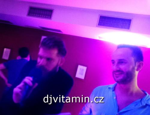DJ a hudba na firemní večírek MND