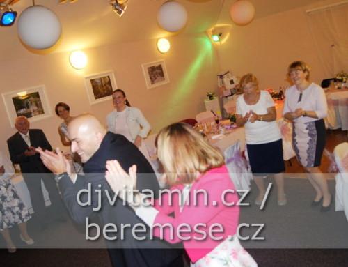 Svatba Míša a Jirka, Penzion Spálený mlýn Praha